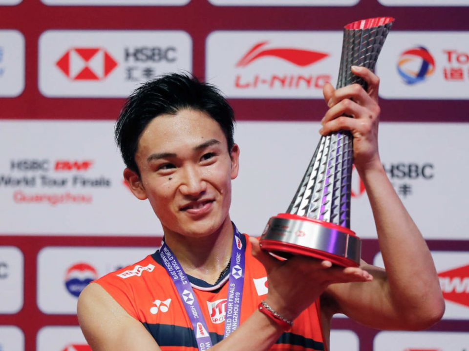 Kento Momota Net Worth Salary Income
