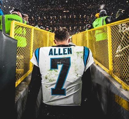 Kyle Allen Net Worth