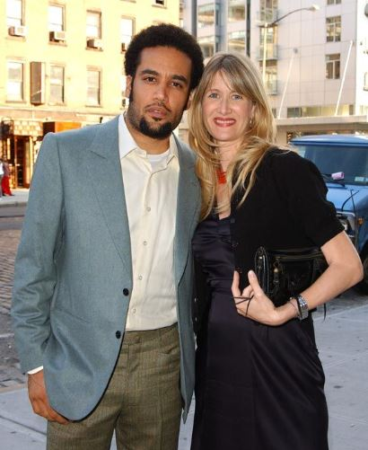 Laura Dern Married, Husband, Ben Harper
