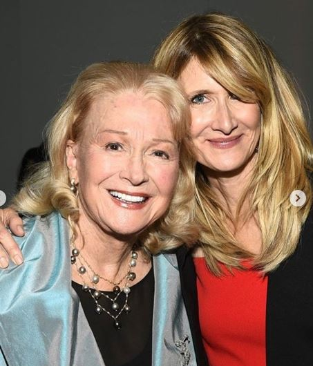 Laura Dern Mother, Family, Parents