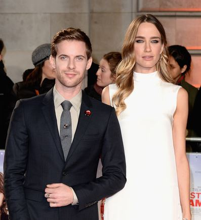 Luke Treadaway Dating, Girlfriend, Rita