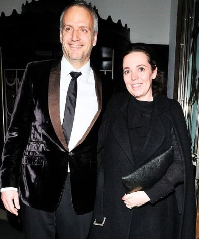 Olivia Colman Husband, Married, Ed Sinclair