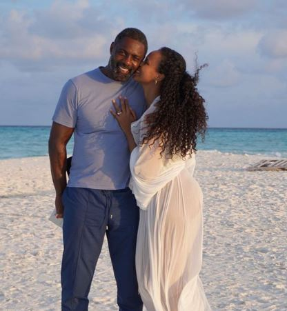 Sabrina Dhowre Husband, Married