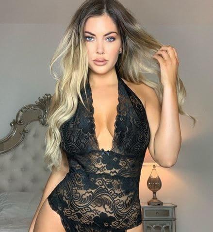 Sophia Pierson Net Worth, Model