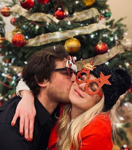 Trevor Morgan Dating, Girlfriend, aulina Olszynski