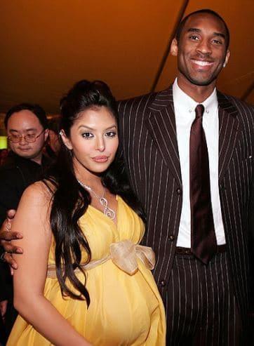 Vanessa Bryant Pregnant, Husband, Kobe Bryant