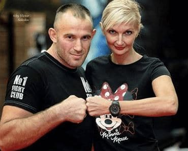 Aleksei Oleinik Married, Wife, Tatyana Oleinik