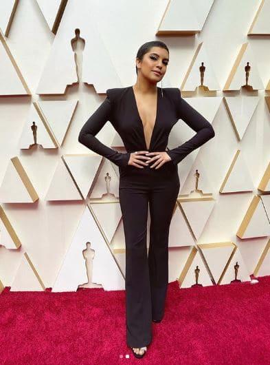 Amanda Salas Height Weight Size