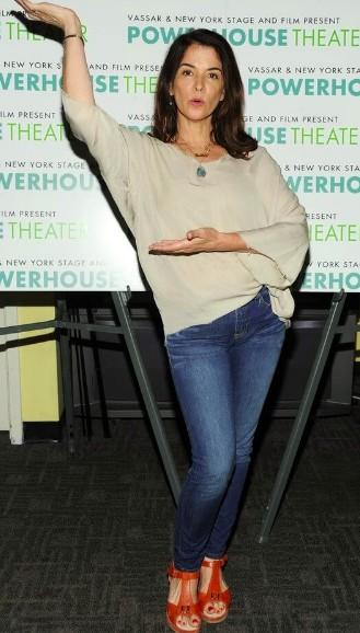 Annabella Sciorra Body Size, Height, Weight