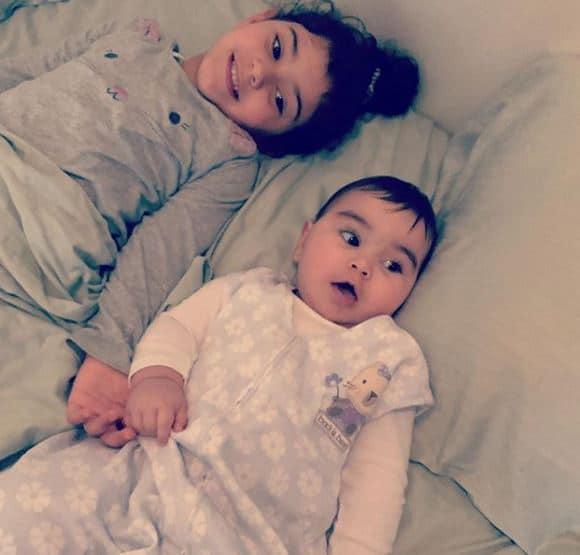 Araksya Karapetyan Children, Family