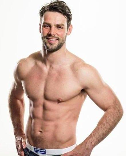 Ben Foden Body Measurement, Height, Weight