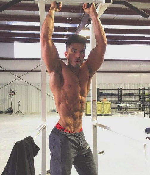 Christian Guzman Body Measurement, Height, Weight