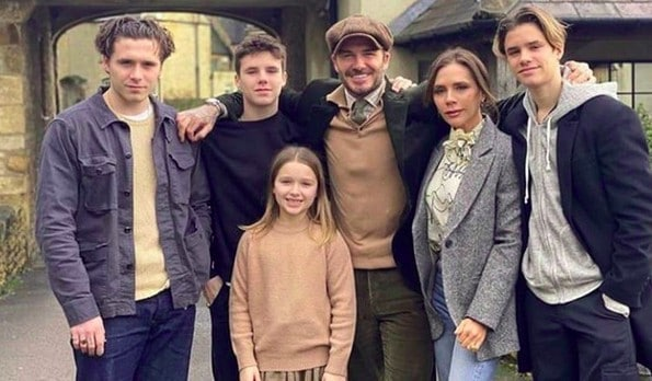 Cruz Beckham Family, Parents, Siblings