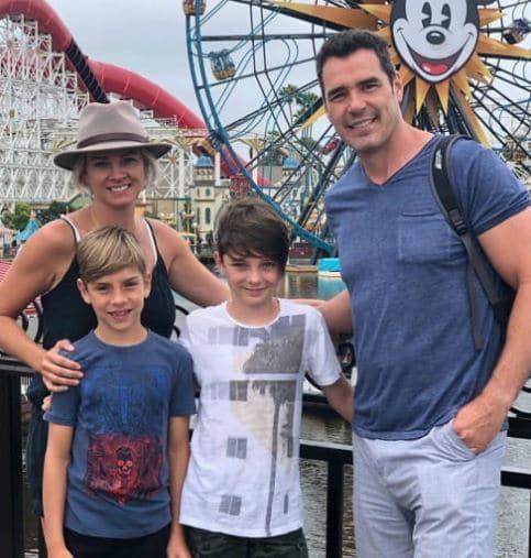 Dan Payne Children, family, Parents