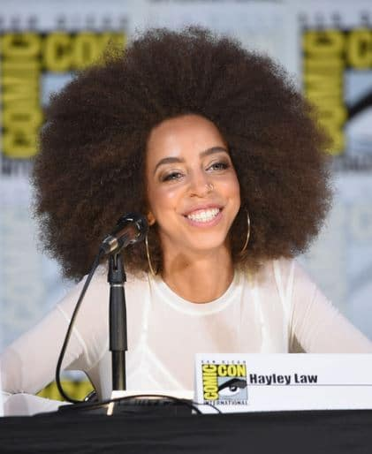 Hayley Law Actress, Net Worth