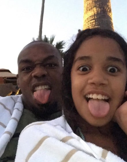 Jon Jones Family, Parents, Siblings