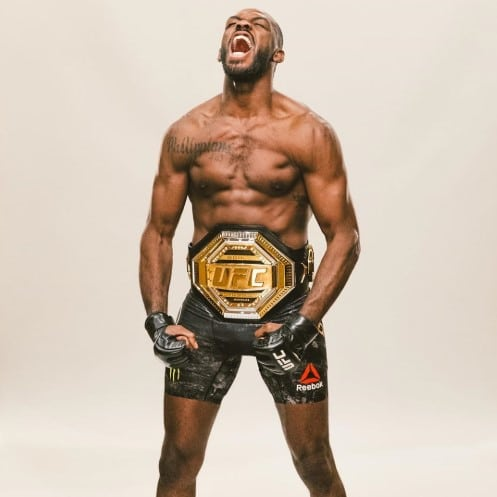 Jon Jones Height and Weight
