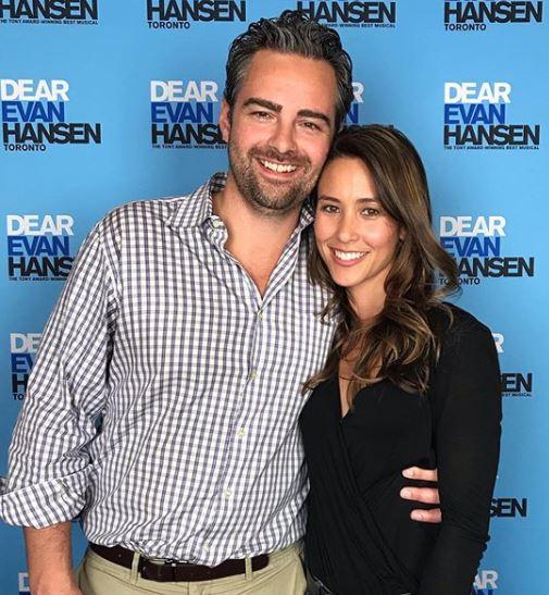 Kaitlyn Leeb Married, Husband, Ted Leeber