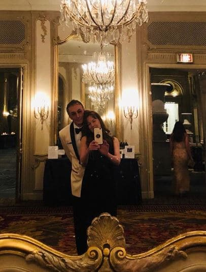 Kathleen York Dating, Boyfriend, J.J Blair