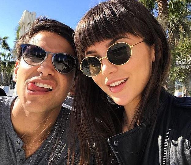 Maddison Jaizani Boyfriend, Luke Pasqualino