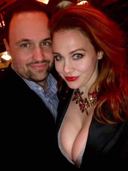 Maitland Ward Married Husband Children