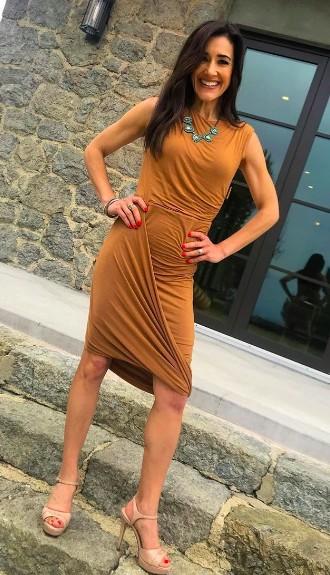 Marla Tellez Body Size, Height, Weight