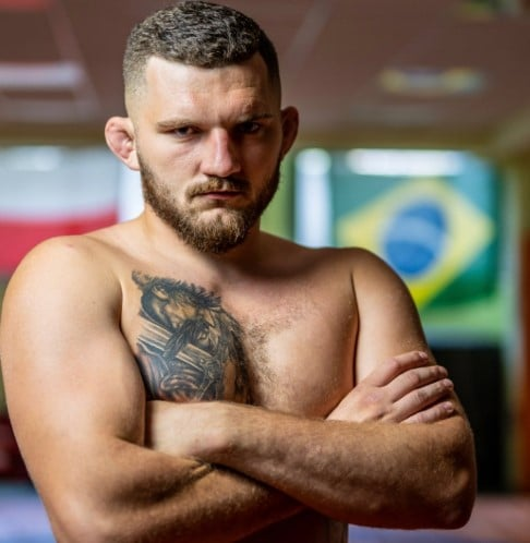Michal Oleksiejczuk Height and Weight
