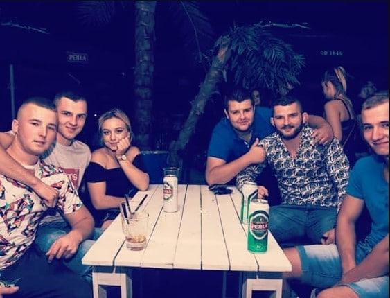 Michal Oleksiejczuk Parents, Family, Siblings