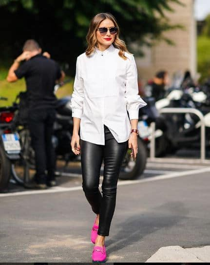 Olivia Palermo Height Weight Size
