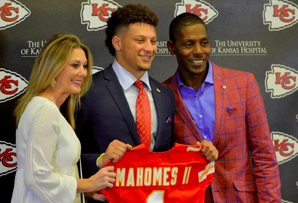 Patrick Mahomes Family, Parent, Sibling