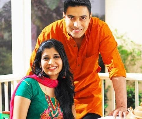 Ranveer Brar Married, Wife, Palavii