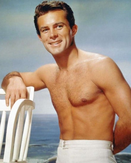 Robert Conrad Height and Weight