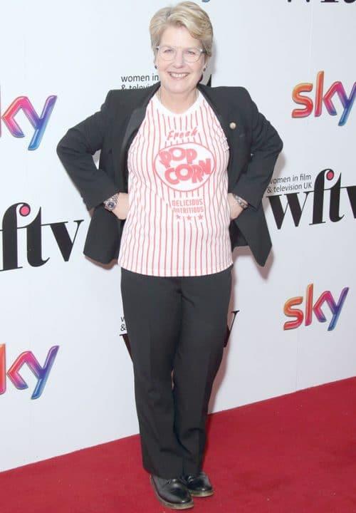 Sandi Toksvig Heght, Weight, Size