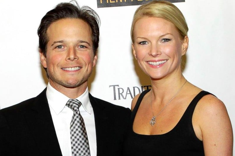 Scott Wolf Relationship, Married, Wife