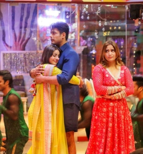 Sidharth Shukla Dating, Girlfriend, Affairs