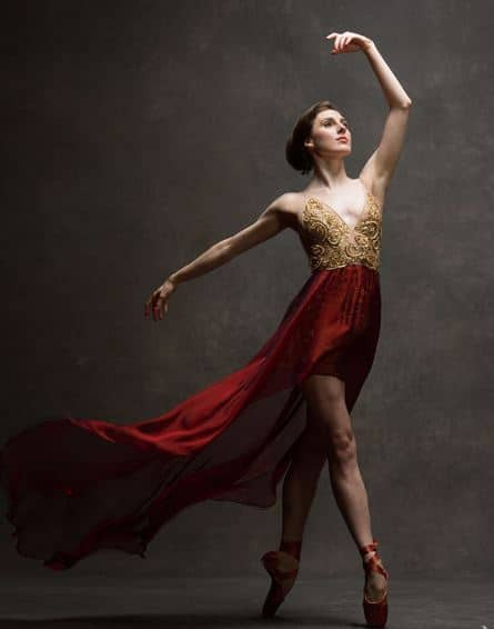 Tiler Peck Net Worth, Dancer
