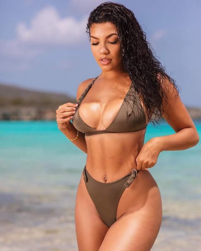 Tiona Fernan Height, Weight, Body Measurement