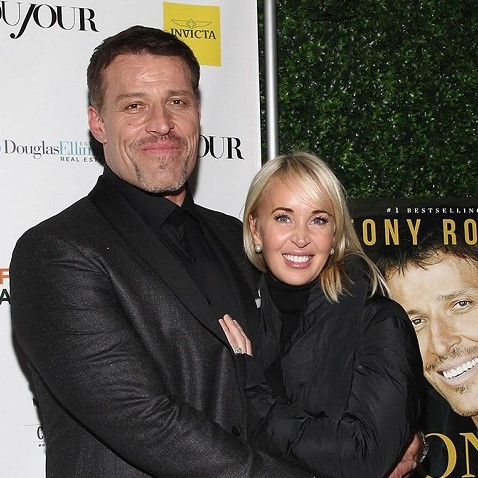 Tony Robbins Married, Divorce, Wife
