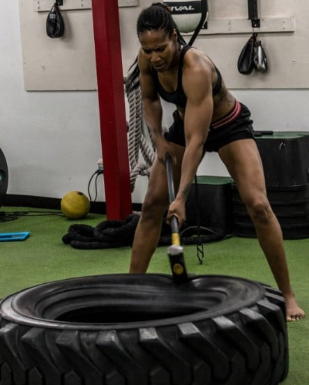 Zarah Fairn dos Santos Height and Weight