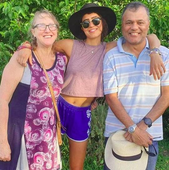 Amberley Lobo Family, Parents, Sibling