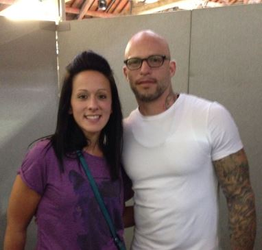 Ami James Married, Wife, Jordan Kidd