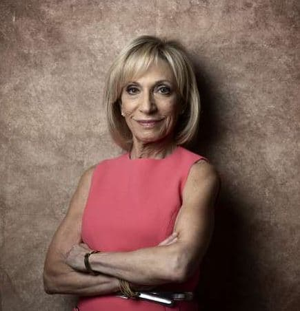 Andrea Mitchell Journalist, NBC, Net Worth