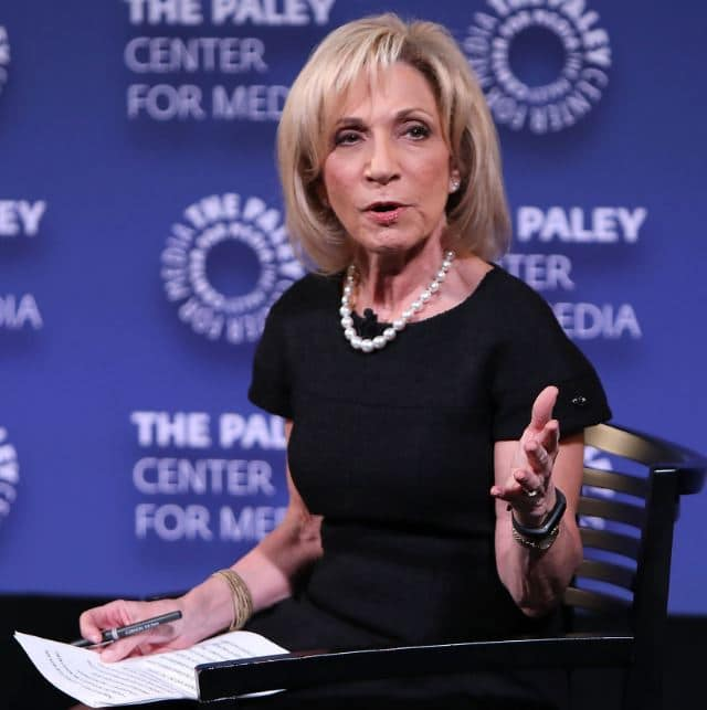 Andrea Mitchell NBC, Politician, Net Worth