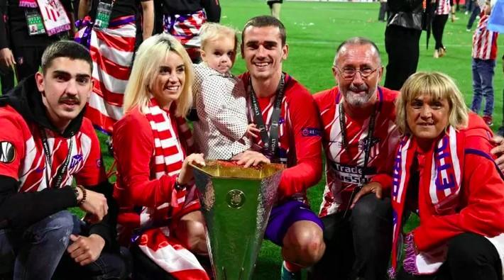 Antoine Griezman Family, Parents, Sibling