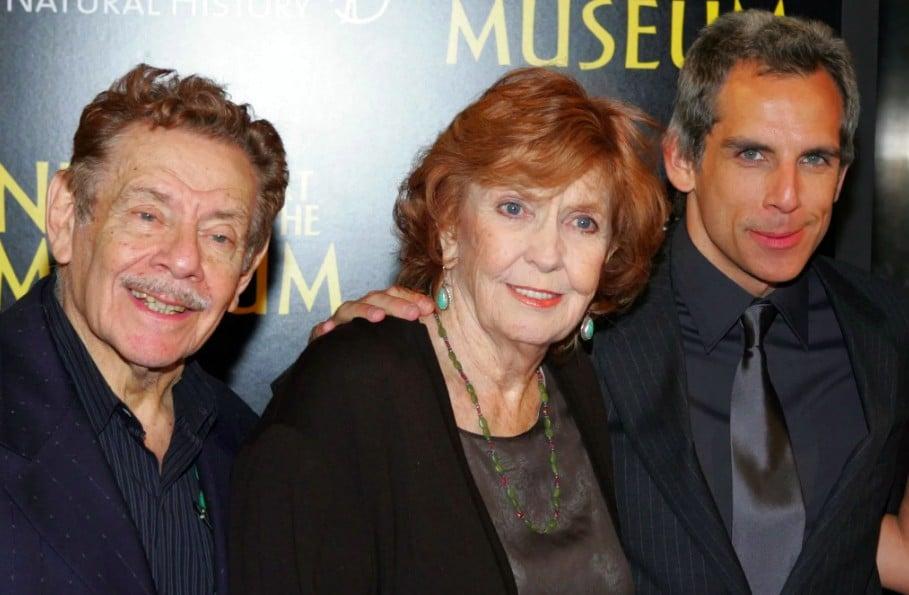 Ben Stiller Family, Parents, Sibling