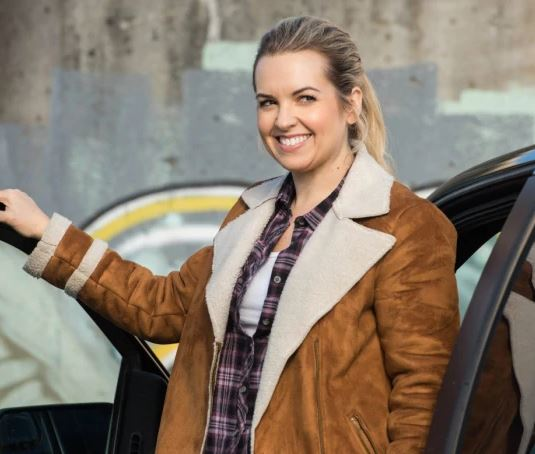 Briana Buckmaster Car, Net Worth