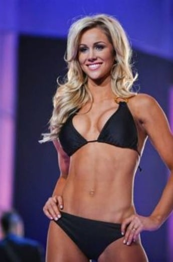 Candice Crawford Height, Weight and Size
