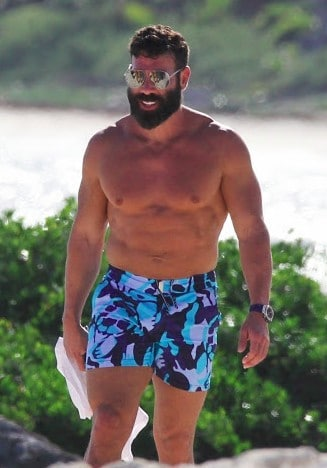 Dan Bilzerian Body Measurement, Height, Weight
