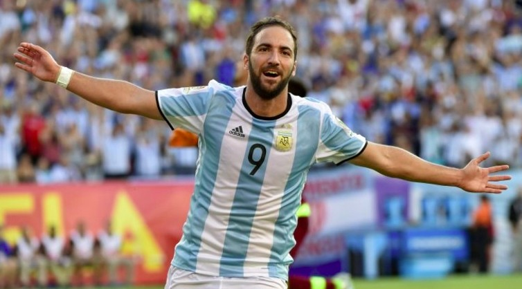 Gonzalo Higuain Career, Income, Salary