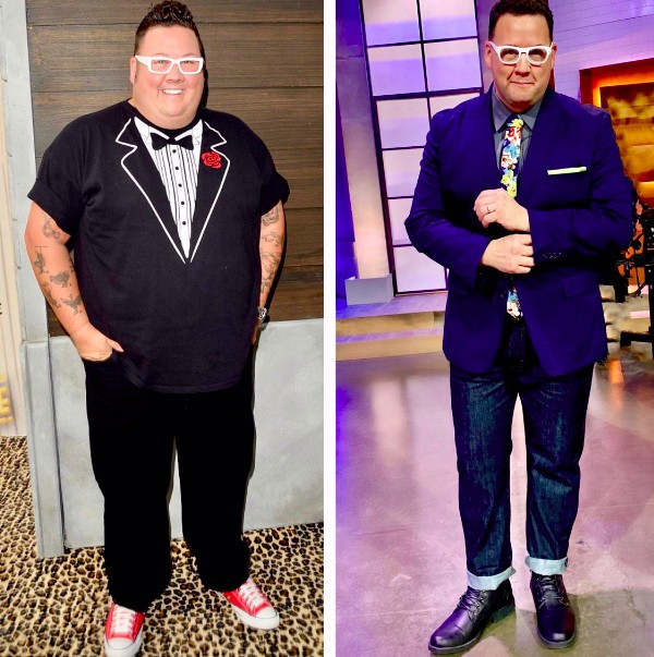 Graham Elliot Body Measurement, Height, Weight